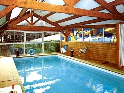 Bienvenue l 39 h tel de paris poligny jura franche comt for Sauna piscine paris